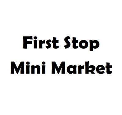 First Stop Mini Market