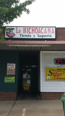 La Michoacana Taqueria