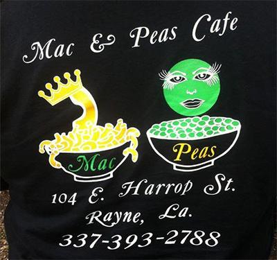 Mac & Pea's Cafe