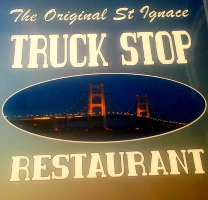 Truck Stop Restaurant