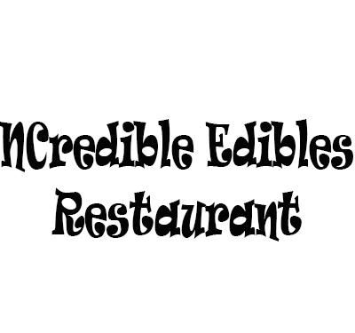 NCredible Edibles Restaurant