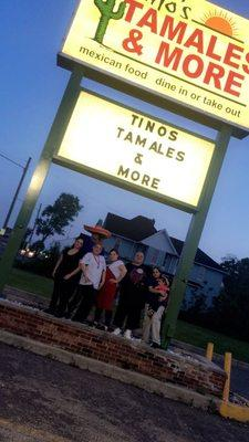 Tino's Mexican Tamale Hut