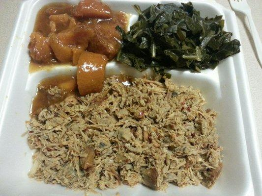 Mama Sue's Soul Food Kitchen