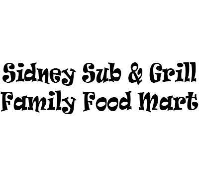 Sidney Sub & Grill Family Food Mart