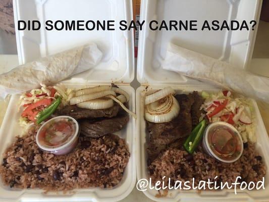 Leila's Latin Food