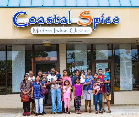 Coastal Spice
