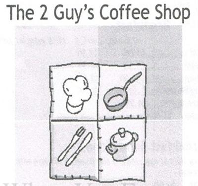 The 2 Guy's Coffee Shop
