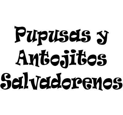 Pupusas y Antojitos Salvadorenos