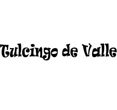 Tulcingo de Valle