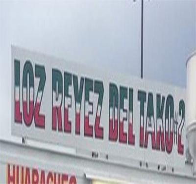Los Reyez Del Tako #2