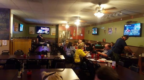 Caesar's Sports Pub & Pizzeria
