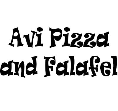 Avi Pizza and Falafel