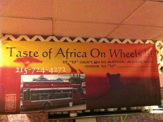 Taste Africa Restaurant
