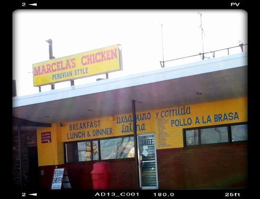 Marcelas Chicken