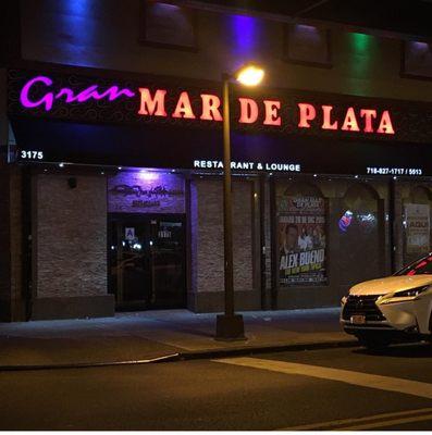 El Gran Mar De Plata Restaurant