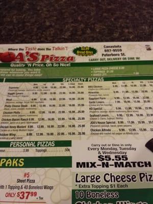 Clarkee's Pizza