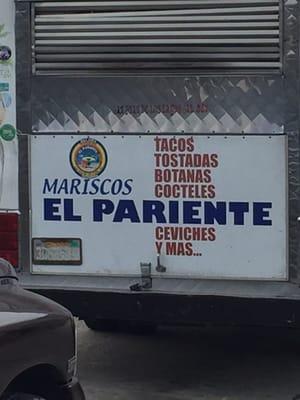 Mariscos El Pariente
