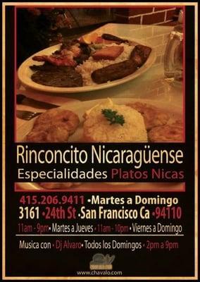 Rinconcito Nicaraguense