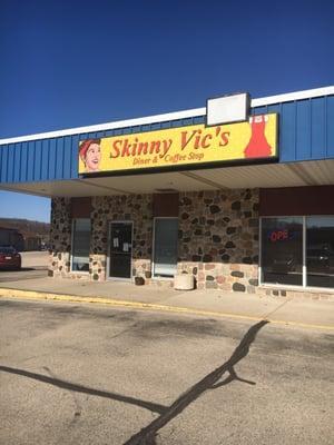 Skinny Vic's Diner & Coffee Stop