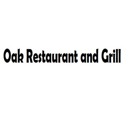 Oak Restaurant and Grill