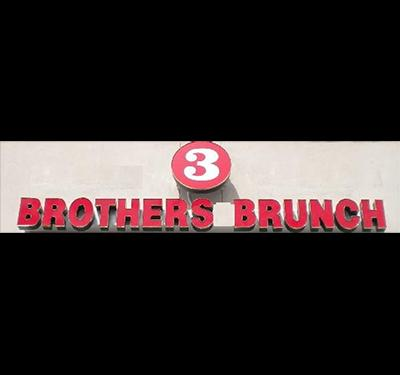 3 Brothers Brunch
