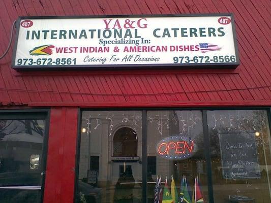 YA & G International Caterers