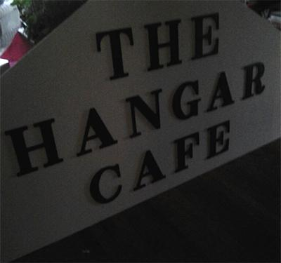 The Hangar Cafe