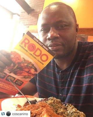 RODO Authentic African Cuisine