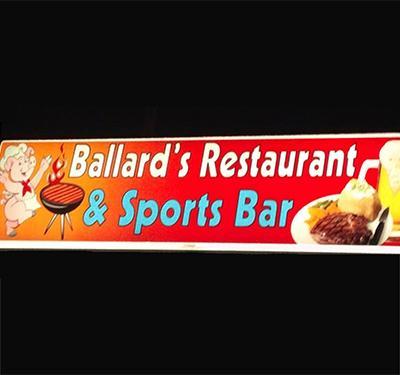 Ballard's Restaurant & Sports Bar
