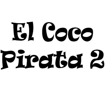El Coco Pirata 2