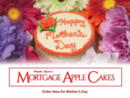 Angela Logan's Mortgage Apple Cakes