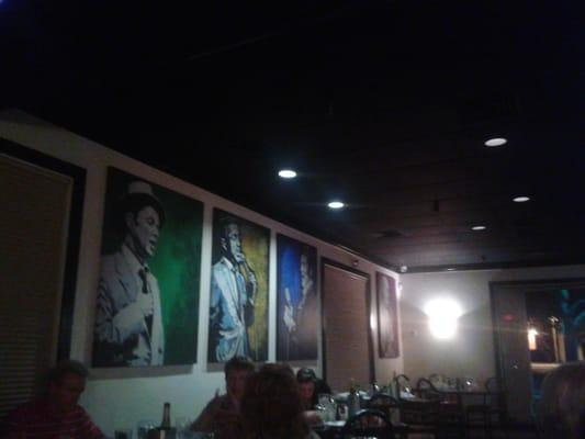 Cafe Luna Liberty Plaza