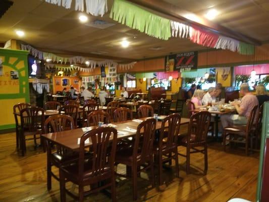 La Fajitas Mexican Grill