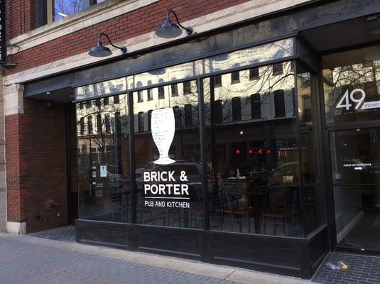 Brick & Porter
