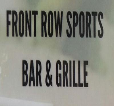 Front Row Sports Bar & Grille