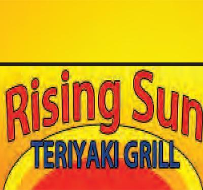 Rising Sun Teriyaki Grill