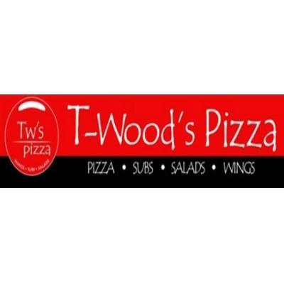 T-Woods pizza