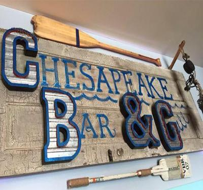 Chesapeake Bar and Grill