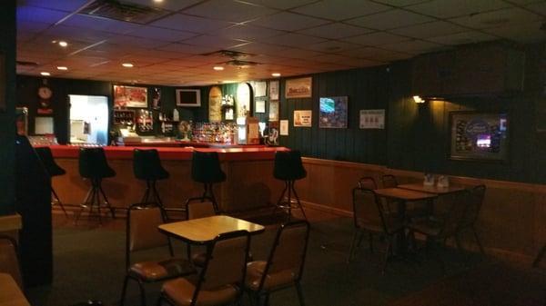 Kingstons Lounge