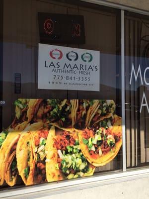 Las Marias Mexican Restaurant