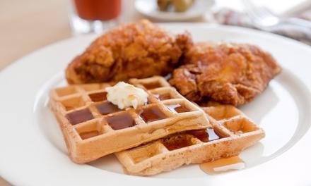J's Chicken & Waffles
