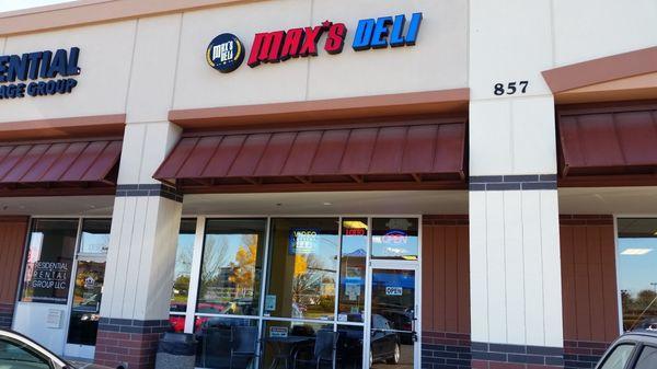 Max's Deli