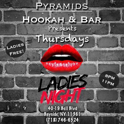 Pyramids Hookah & Bar