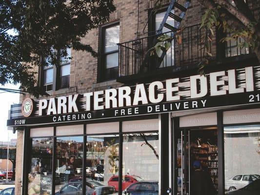Park Terrace Deli