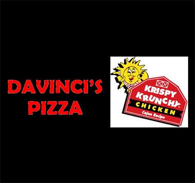 DaVinci's Pizza & Krispy Krunchy
