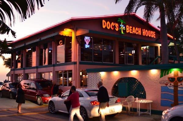 Doc's Beach House Restaurant