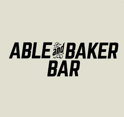Able and Baker Bar