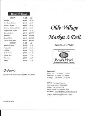 Olde Village Market & Deli
