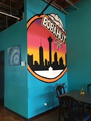 Bobahut Cafe