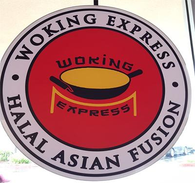 Working Express Halal Asian Fusion